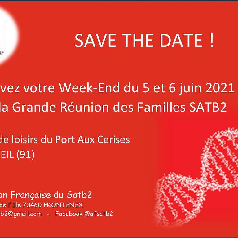 SAVE THE DATE!! Rdv annuel des familles