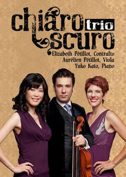 Press picture for Chiaroscuro Trio