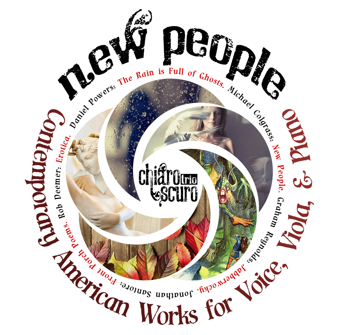 New People CD cover