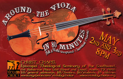 Around the viola in 80 minutes