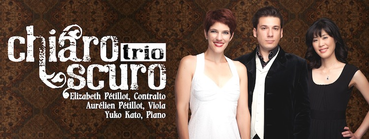 Facebook cover for Chiaroscuro Trio