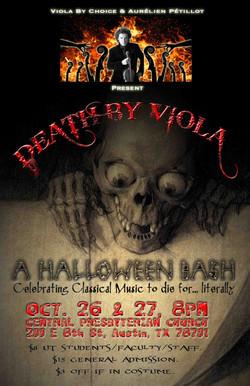 Death by viola.