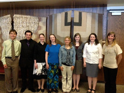 With private students, Eau Claire