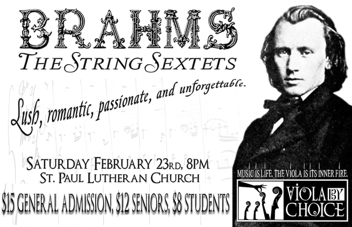 Brahms. The String Sextets