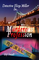 Murderous Profession cover