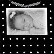 Black & White Square Photo