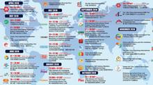 EVENT CALENDAR 2018 Asia