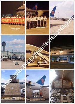 air shipment at Guangzhou intl airport (4)