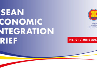 ASEAN Economic Integration Brief Launched