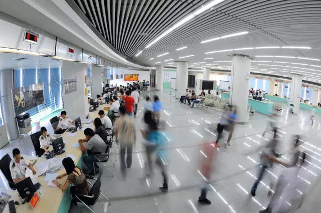 Guangzhou China Customs Hall