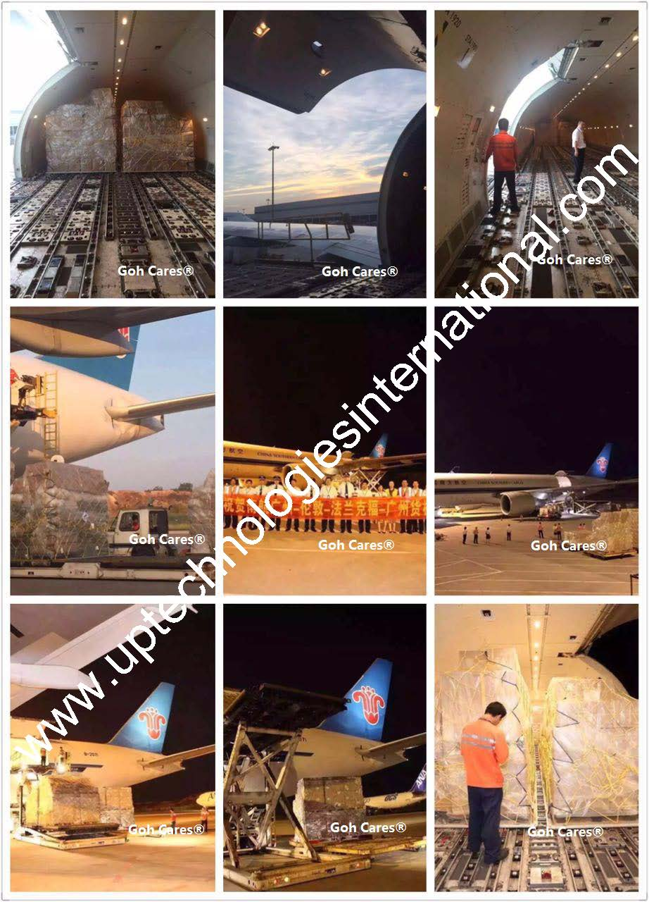 air shipment at Guangzhou intl airport (9)