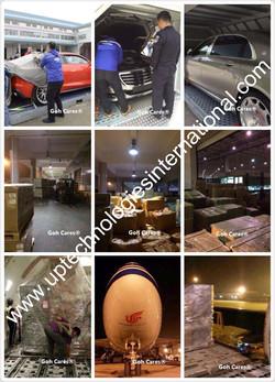 air shipment at Guangzhou intl airport (1)