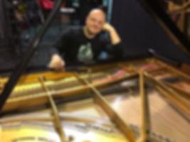 איגור רומנובסקי - כיוון פסנתרים