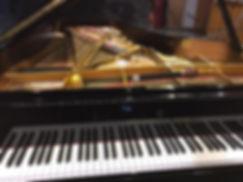 איגור רומנובסקי - מכירת פסנתרי כנ
