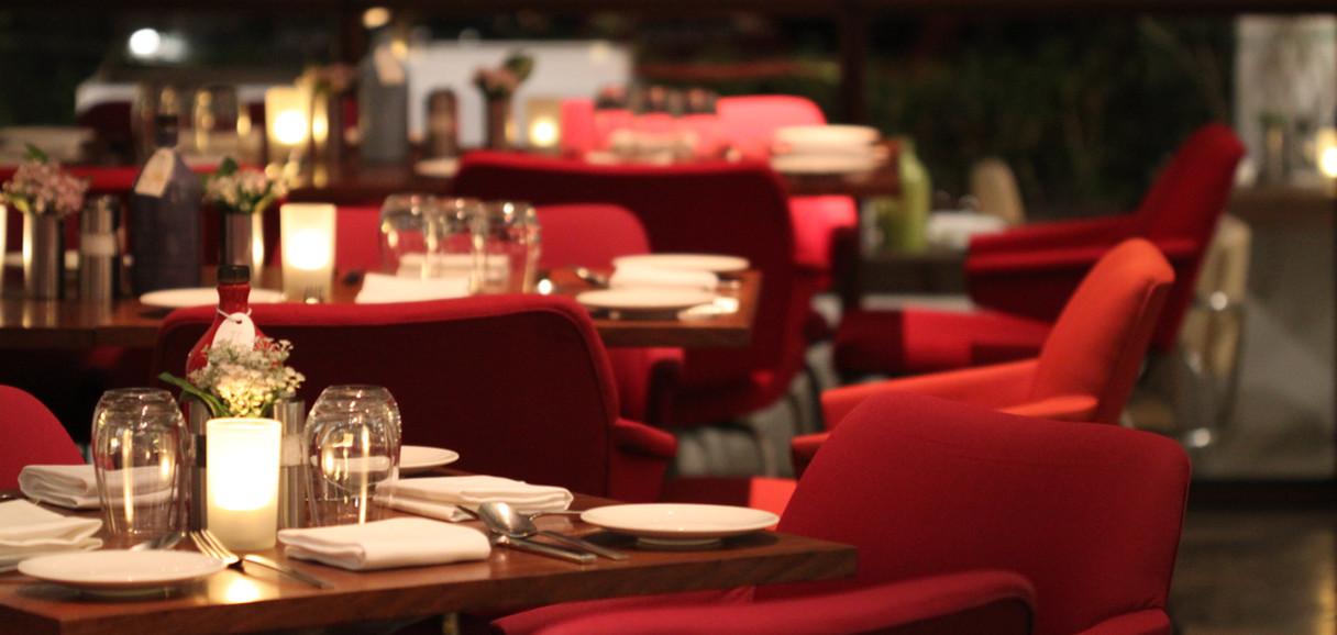 Italian Restaurant with good ambiance