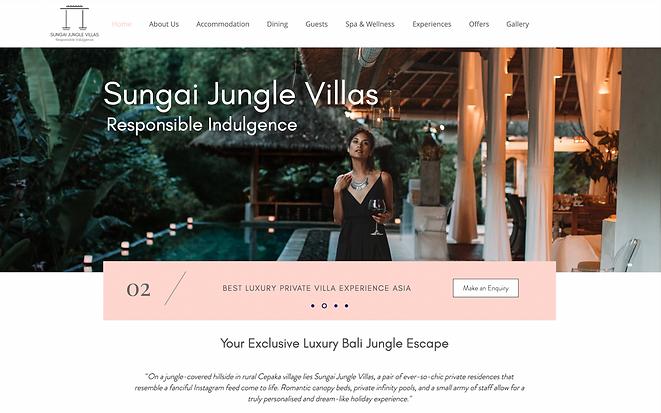 The Jungle Villas