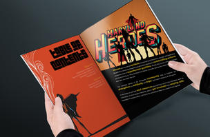 Graphic Designer at Liquified Creative Platinum Marcom Award - part of Annapolis Gives Campaign