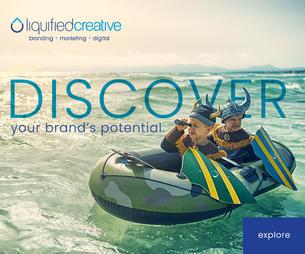 Graphic Designer at Liquified Creative