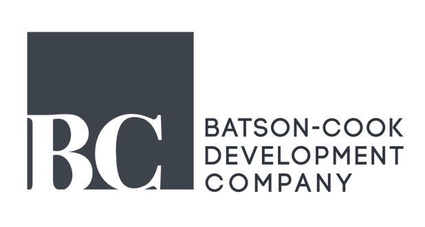 Graphic Designer at United Landmark Associates Client: Batson-Cook Development Company