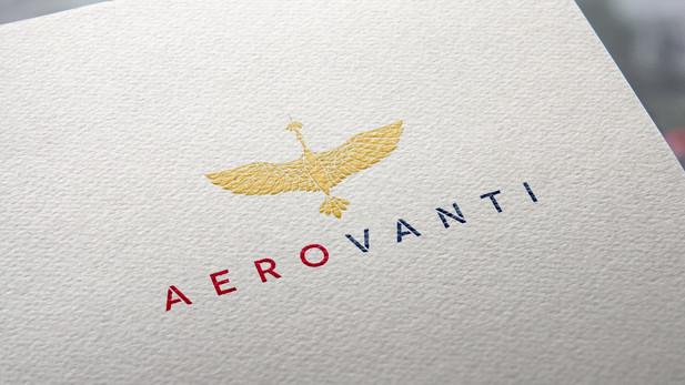 AeroVanti Airlines Branding