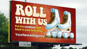 Roll With Us Billboard