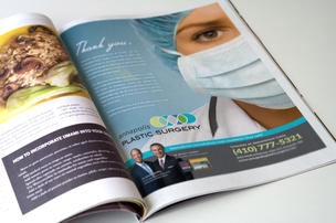 Graphic Designer at Liquified Creative Client: Annapolis Plastic Surgery