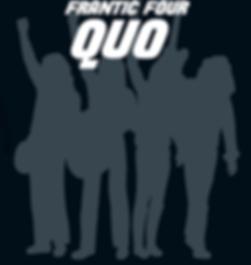 Status Quo Tribute Band Frantic Four Quo
