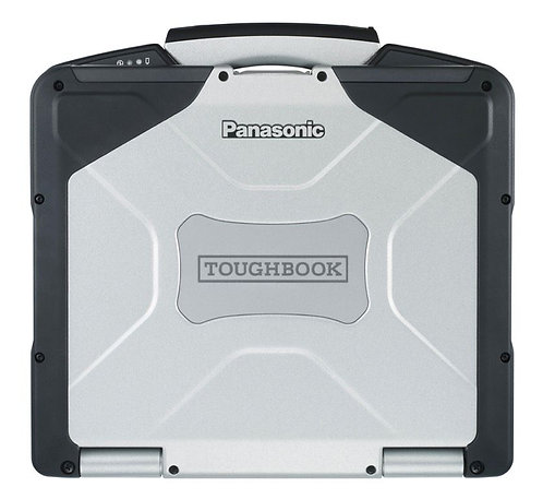 Toughbook Silver
