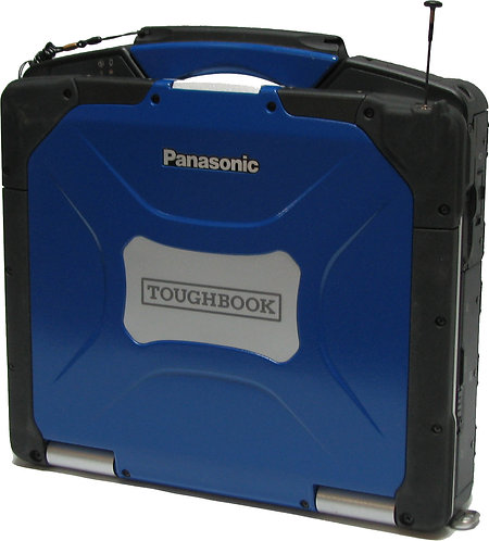Toughbook Blue