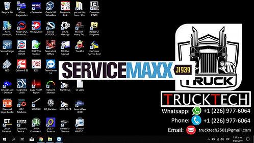 Service Maxx Pro J1939