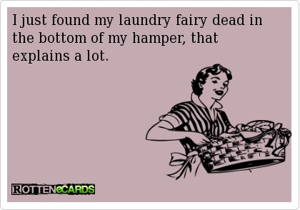 The Thing About Laundry