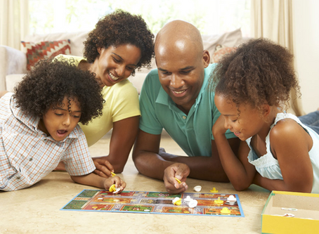 The Therapeutic Benefits of Board Games