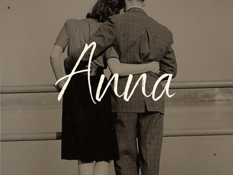 "New Single, ""Anna"" Out Now!"