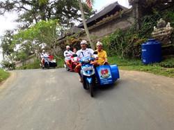 Adventure around Ubud