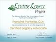 CLA certificate.png
