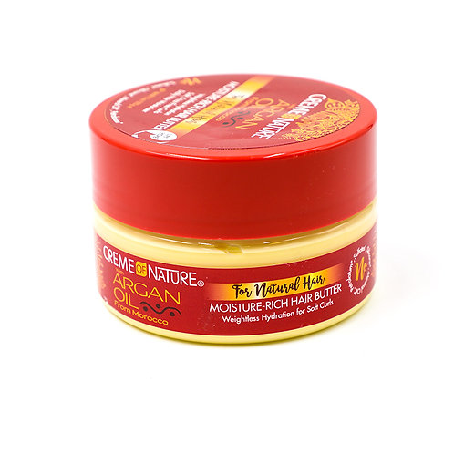 Creme of  Nature Argan Oil/Morocco Moisture-Rich Hair Butter