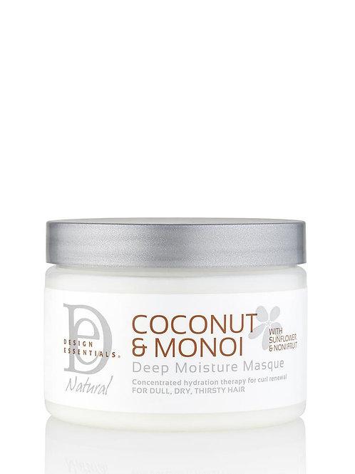 Design Essentials Coconut & Monoi Deep Moisture Masque