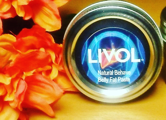 Livol Natural Behave Belly Fat Paste