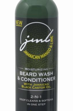 Jamaican Mango & Lime Beard Wash & Conditioner