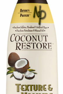 Nature's Protein Coconut Restore Creme Texture & Volume Spray