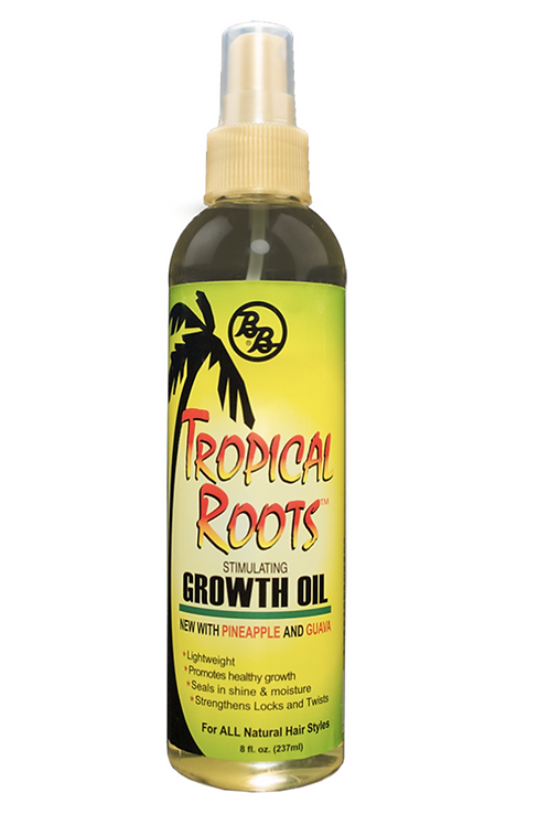 BB Tropical Roots Stimulating Growth Oil
