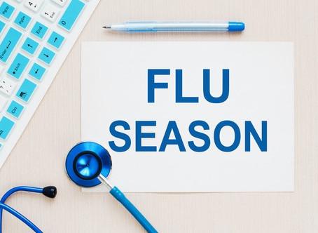 Flu Season is Here