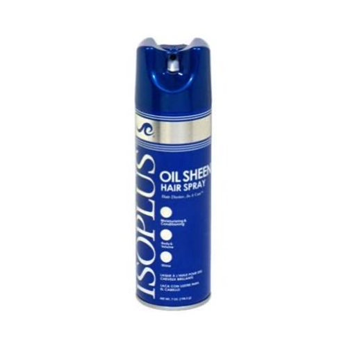 Isoplus Oil Shine Protective Hair Spray