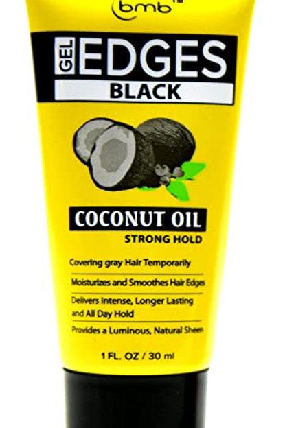 BMB Gel Edges Black Coconut Oil