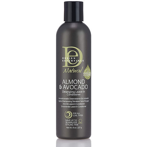 Design Essentials Almond & Avocado Leave-In-Conditioner