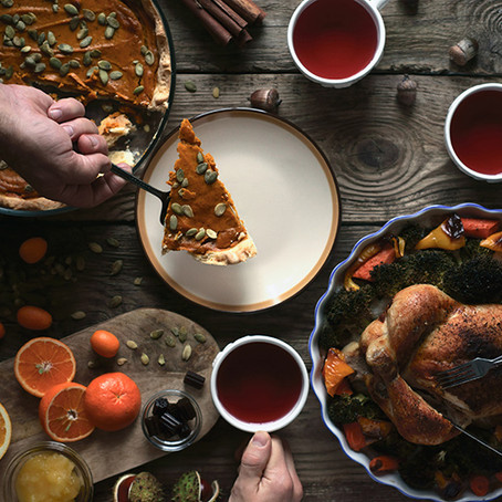 Healthy Holiday Tips from the American Heart Association