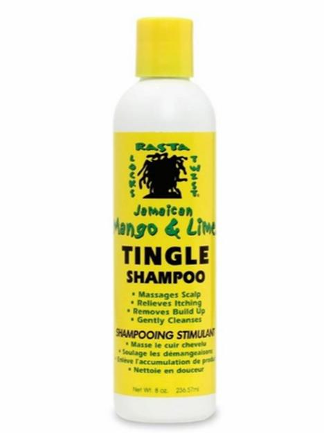 Rasta Jamaican Mango & Lime Tingle Shampoo