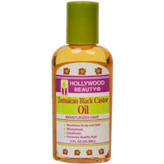 Hollywood Jamaican Black Castor Oil