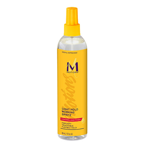 Motions Light Hold Working Spritz