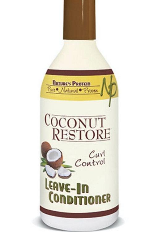 Nature's Protein Coconut Restore Creme Leave-In Conditioner